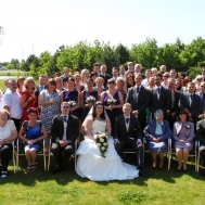 Jack and Vicky's Wedding in Cambourne