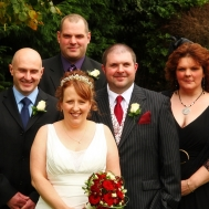 Joanne and Richard's Wedding Photography in Biggleswade