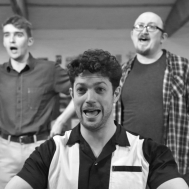 'The Full Monty' Rehearsal pictures