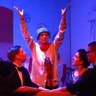 'Blithe Spirit' at The Maltings
