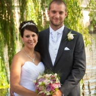 Terry and Michelle's Wedding photography in Huntingdon