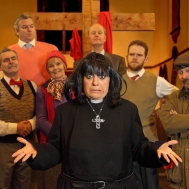 'The Vicar of Dibley' Ely Amateur Dramatics