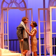 'Cat On A Hot Tin Roof' at the ADC Theatre, Cambridge