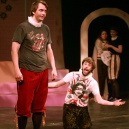 'The Two Gentlemen of Verona' at the ADC
